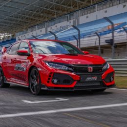 Honda Civic Type R sets new lap record at Estoril in Portugal