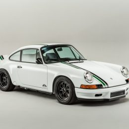Paul Stephens Limited Edition Le Mans Classic Clubsport