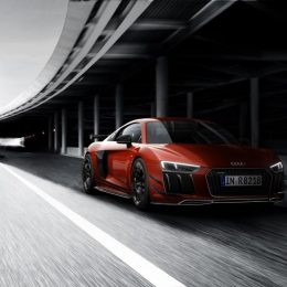Ultra-limited Edition Audi R8 forges even closer motorsport links