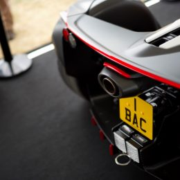 Record-breaking BAC MONO at Goodwood Festival of Speed