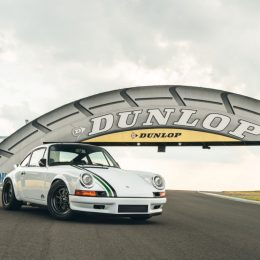 The Paul Stephens Le Mans Classic Clubsport