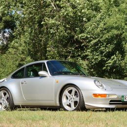 1998 RUF BTR2 993 Turbo