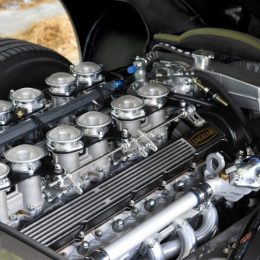 E-Type UK Jaguar S3 V12