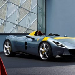 The Ferrari Monza SP1