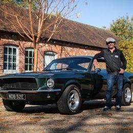 1967 Ford Mustang 390GT Fastback 'Bullitt'