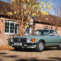 1989 Mercedes-Benz 300SL