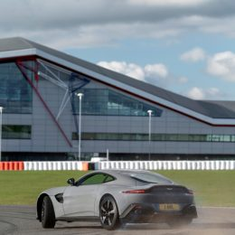 Aston Martin Stowe Circuit