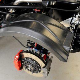 Elemental Motor Company have utilised innovative carbon composite manufacturing technique