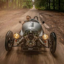 Morgan Motor Company introduces range of '110 Anniversary' models