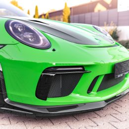 TECHART Carbon Sport Package for the Porsche 911 GT3 RS