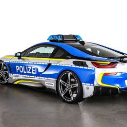 AC Schnitzer Safe tuning on the BMW i8