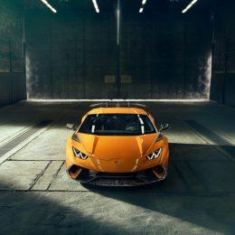 Exclusive NOVITEC sports program for the new Lamborghini Huracán Performante