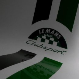 The Paul Stephens Le Mans Classic Clubsport video