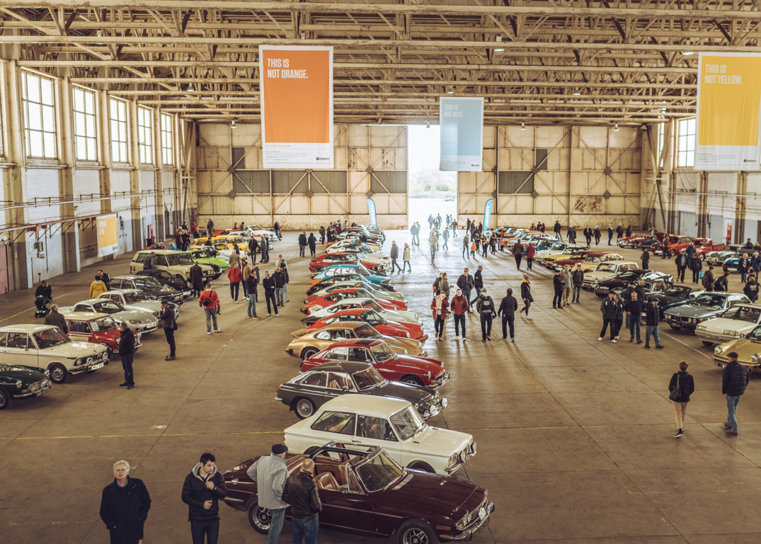 Bicester Heritage to hold first ever 'Super Scramble'