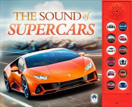 The sounds of Supercars featured in a new and innovative book