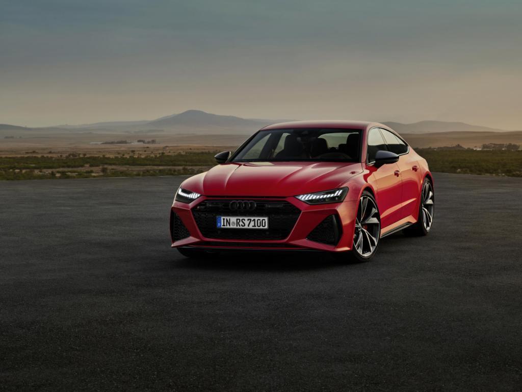 The new Audi RS 7 Sportback