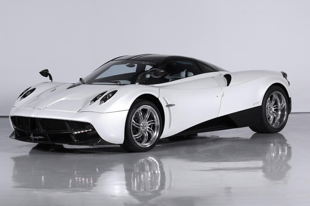 A feast of hypercars, supercars and exclusive models to be auctioned at the Riyadh Car Show