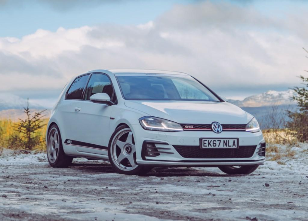 Latest mountune power upgrade for the Mk7.5 Golf GTI