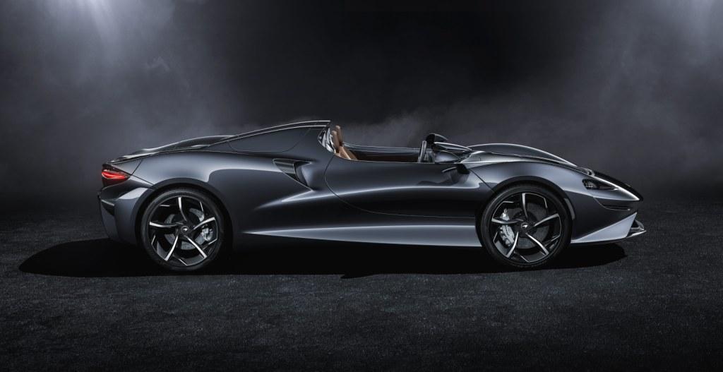 McLaren Elva Roadster revealed
