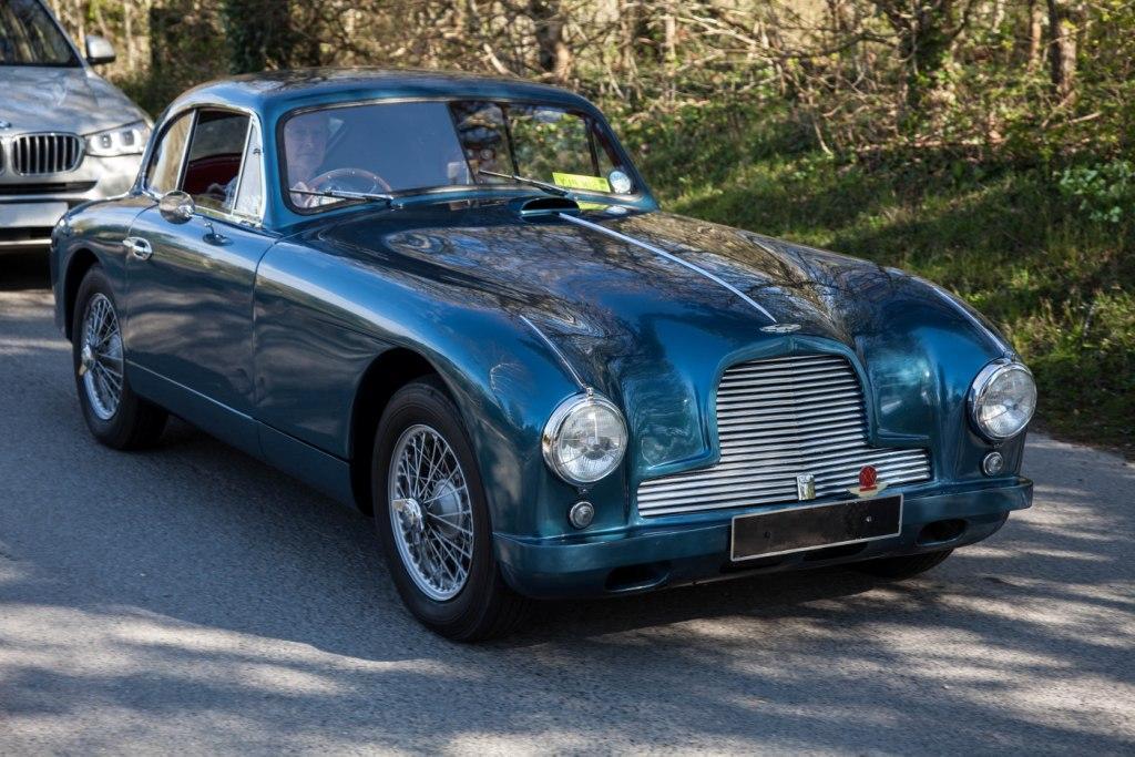 Glamorous Aston Martins to launch Beaulieu's 2020 Simply season