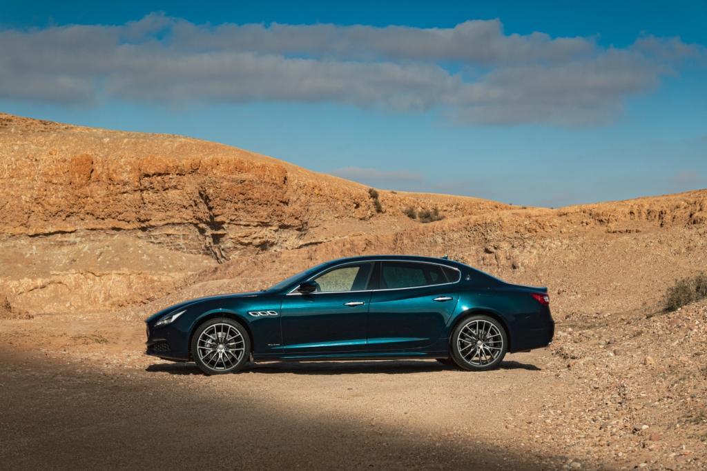 Introducing the Maserati Quattroporte Royale