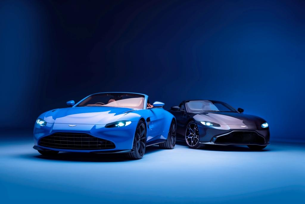 Introducing the new Aston Martin Vantage Roadster