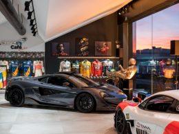 McLaren Barcelona opens new retail facility in prestigious L'Hospitalet de Llobregat location