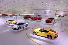 """The """"Ferrari Grand Tour, a journey through passion and beauty"""""""
