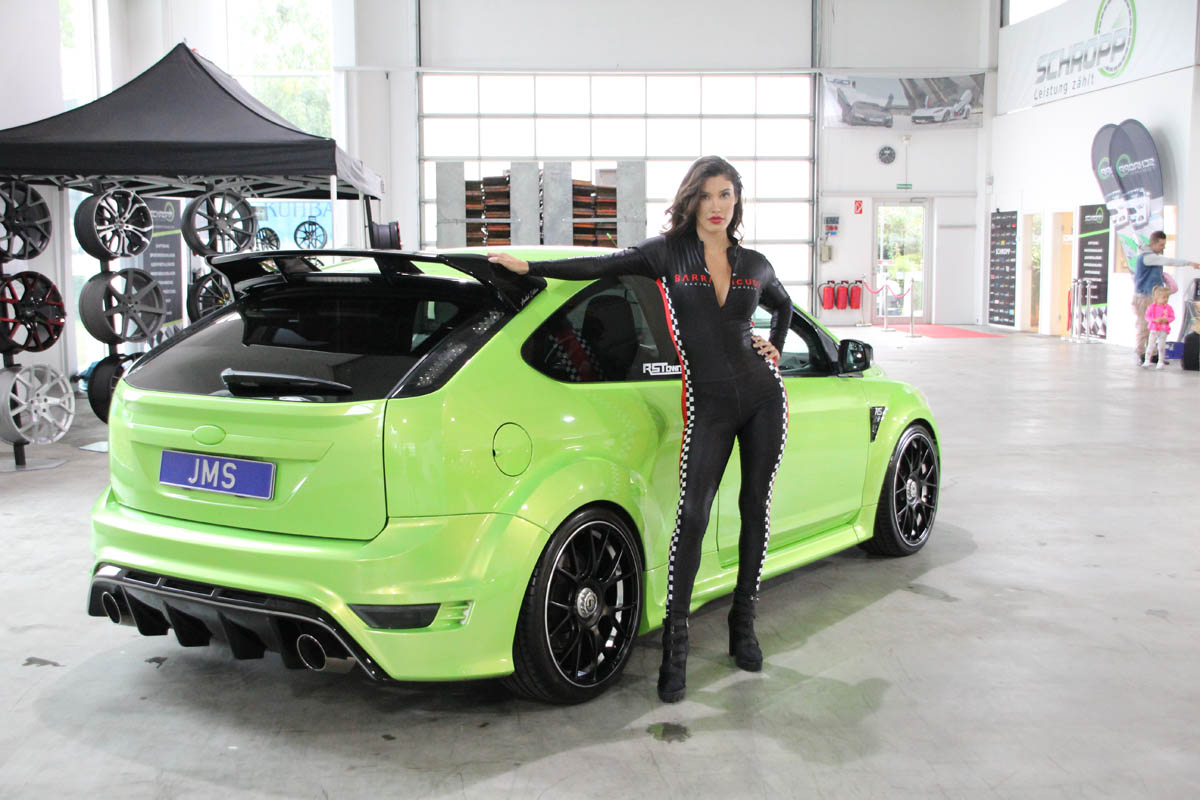 JMS Ford Focus RS