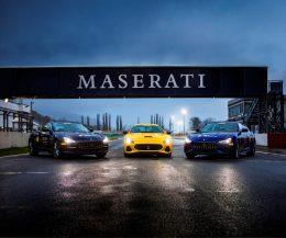 The new season of the Master Maserati programme gets underway
