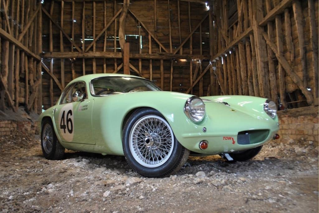 For The Love Of Cars 1958 Lotus Elite to go up for auction