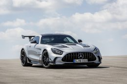 Introducing the new Mercedes-AMG GT Black Series