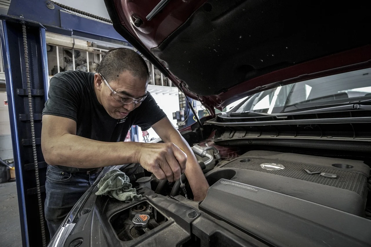 A guide to maintaining the car during the colder months