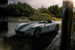 NOVITEC refines the Ferrari Monza SP1 and SP2 roadsters