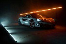 NOVITEC street legal McLaren 620R racecar