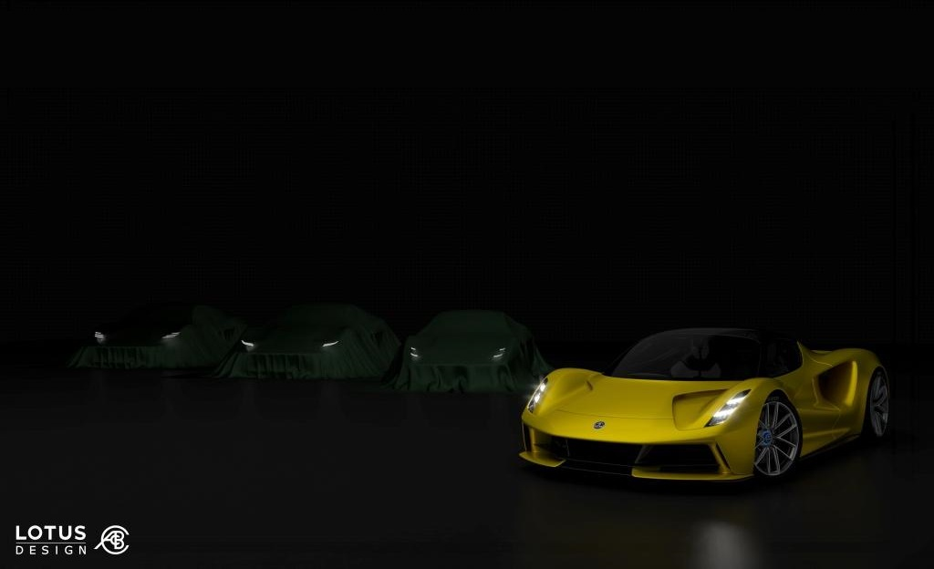 New Lotus sports car series confirmed