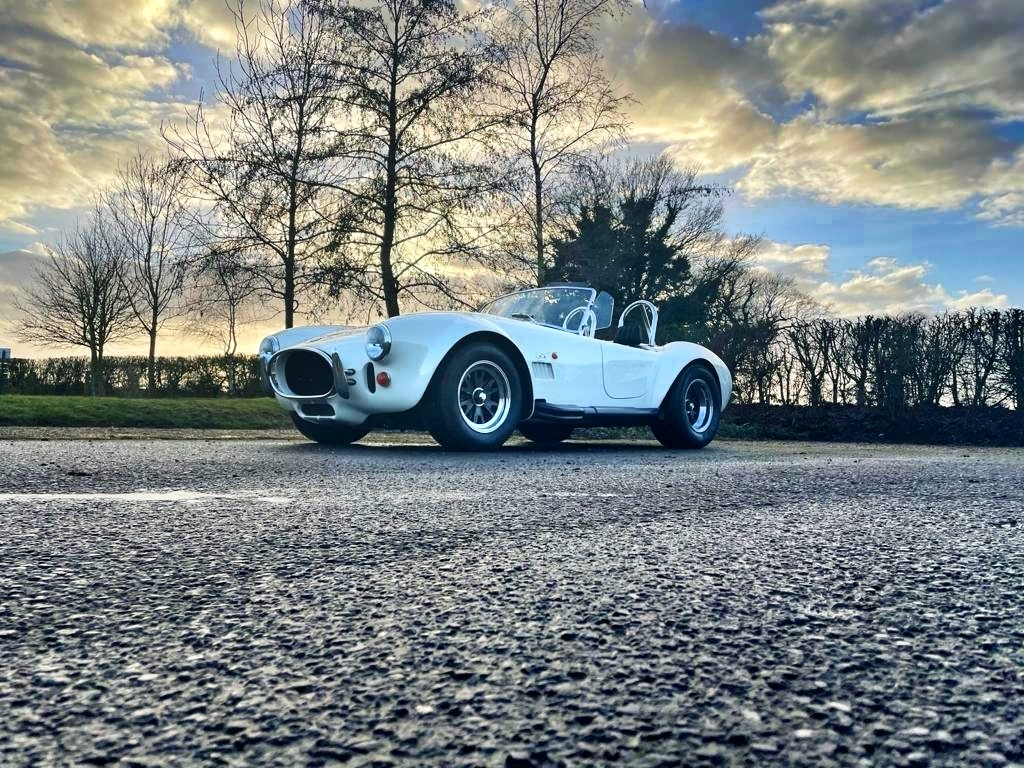 AC Cars celebrates it's 120th birthday with 12 special AC Cobra Superblowers