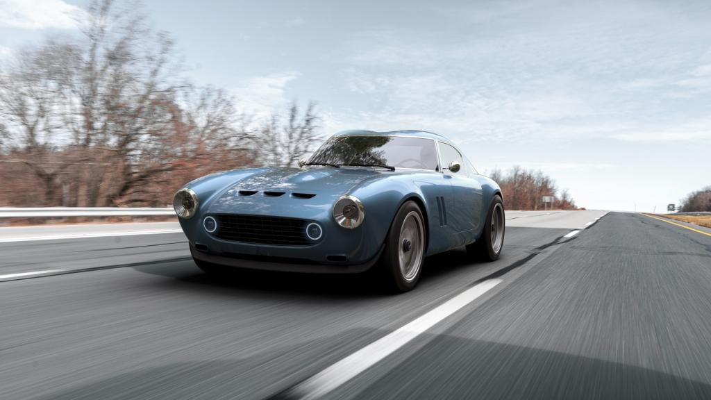 GTO Engineering confirms its new car will be called Squalo