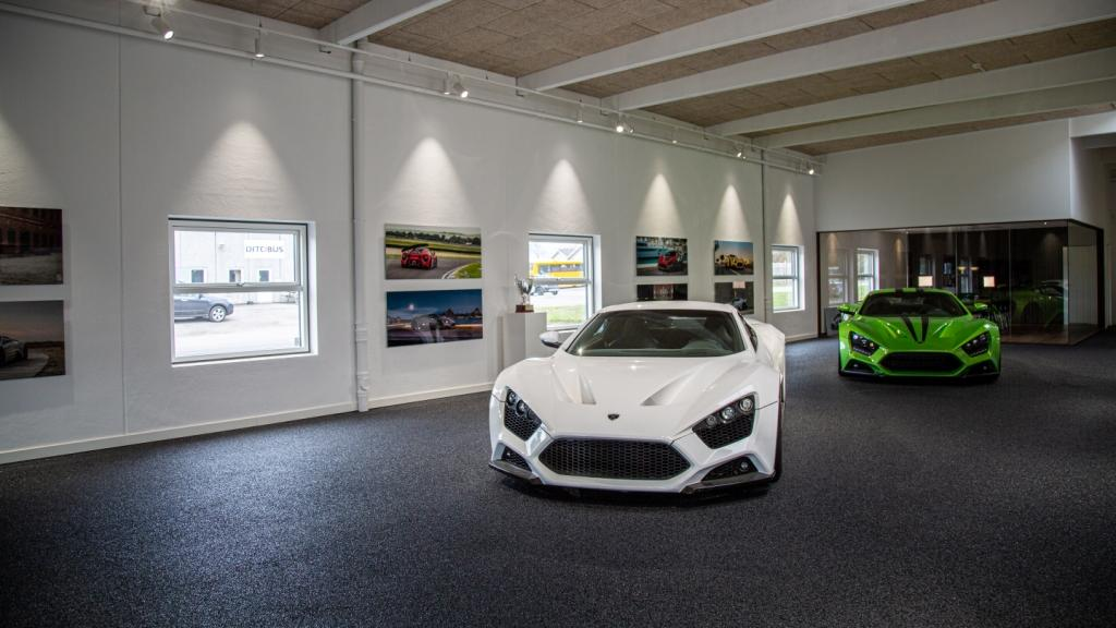 Zenvo Automotive reopens Danish headquarters following refurbishment and upgrades