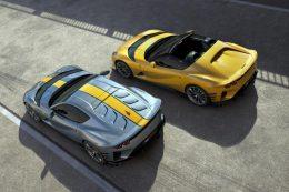 Introducing the Ferrari 812 Competizione and 812 Competizione A