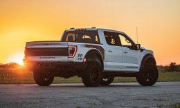 Hennessey Announces VelociRaptor 600 Upgrade for 2021 Ford Raptor Truck