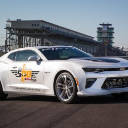 50th Anniv Camaro Indy 500 Pace Car