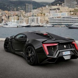 Lykan Hypersport 2014