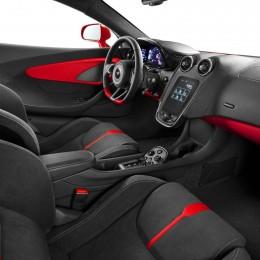 McLaren 540C Interior