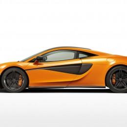 McLaren 570S Side