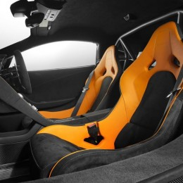 McLaren 675LT interior