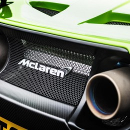 McLaren 675LT rear detail