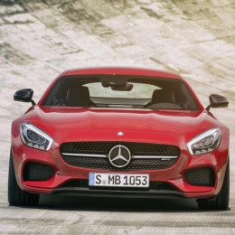 Mercedes-AMG-GT-Front