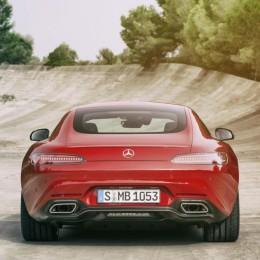 Mercedes-AMG-GT-Rear