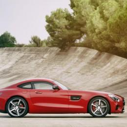 Mercedes-AMG-GT-Side